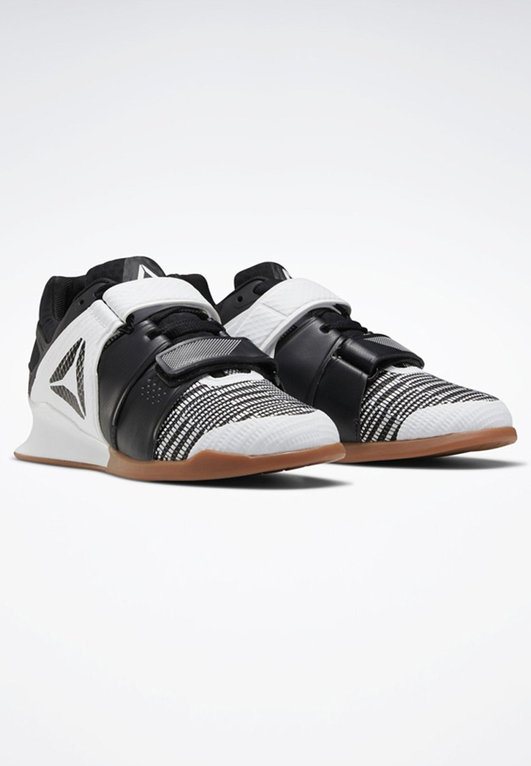 Reebok REEBOK LEGACY LIFTER FLEXWEAVE SHOES - Treningssko - white