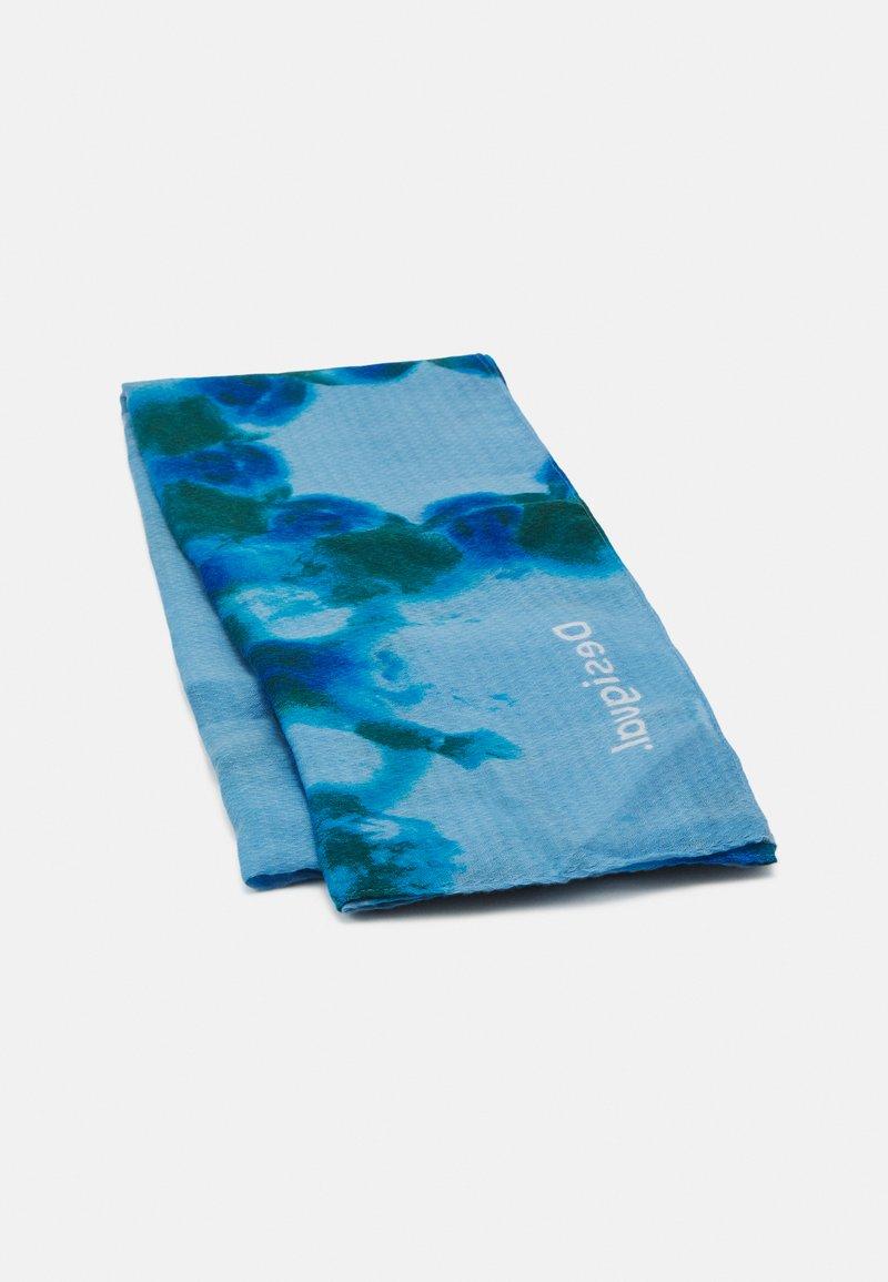 Desigual - FOU BLUADALAI - Scarf - azul artico
