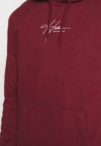 Hollister Co. - Sweatshirt - burgundy - 3