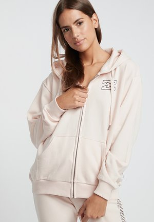 LEGACY - Zip-up hoodie - blush