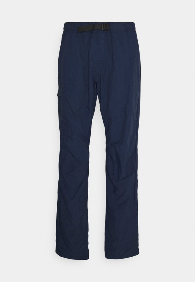 PULL ON PANTS  - Trousers - indigo night
