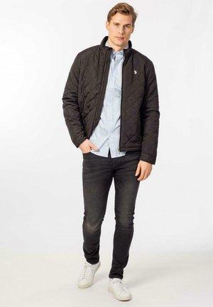 CEDRIK  - Jeans slim fit - cl. black