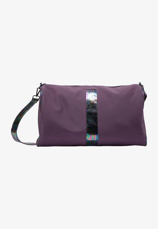 Weekend bag - lila