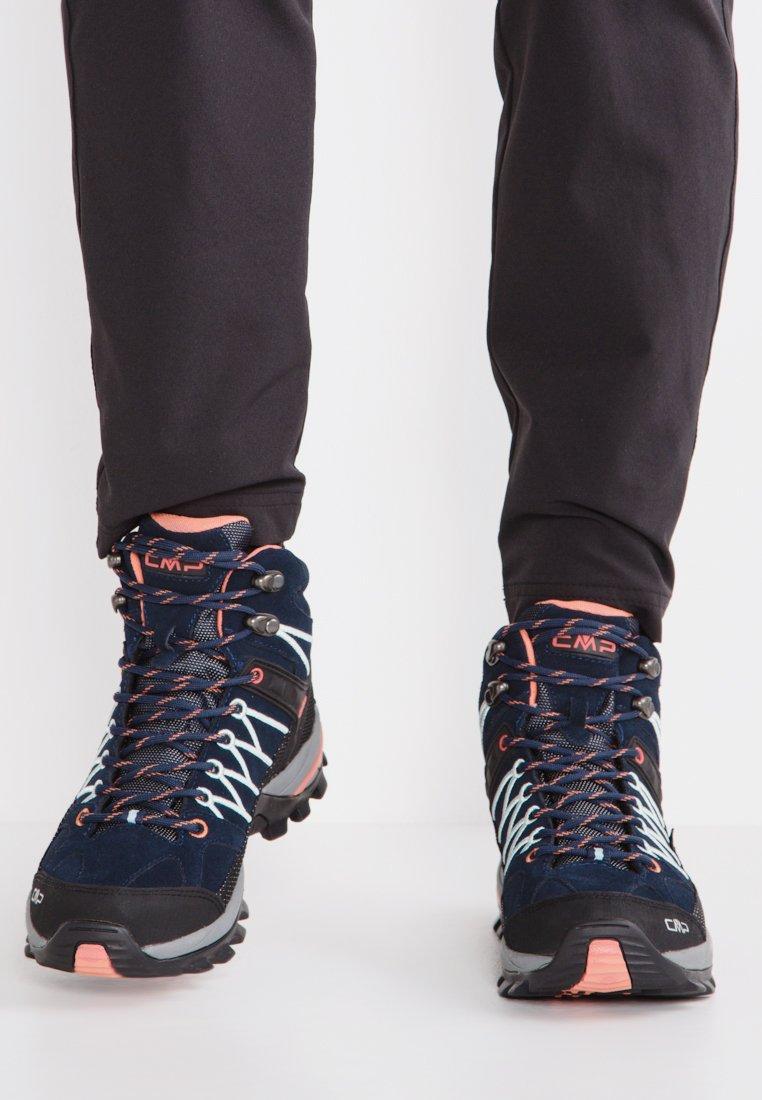 Women RIGEL MID TREKKING SHOE WP - Hiking shoes