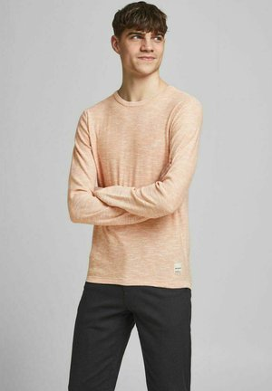 Strickpullover - raw sienna