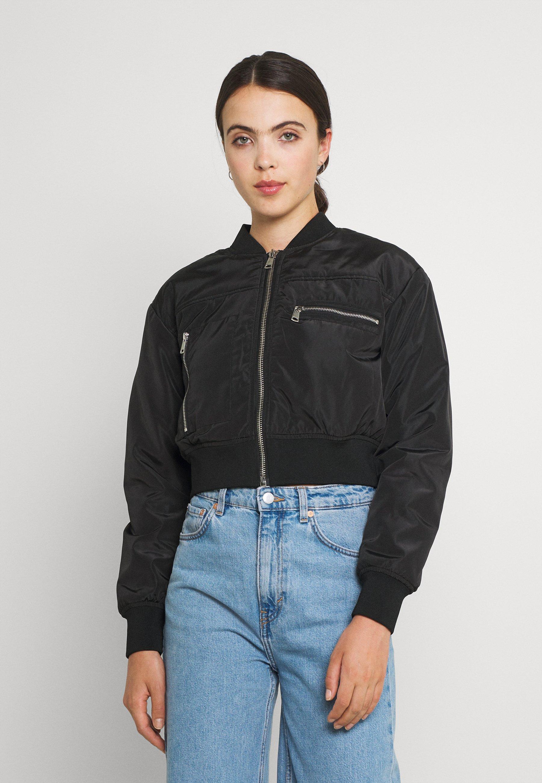 Women JDYDELTA CROPPED JACKET - Bomber Jacket