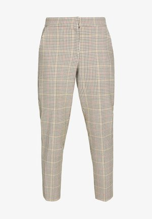 ELISSA - Spodnie materiałowe - beige