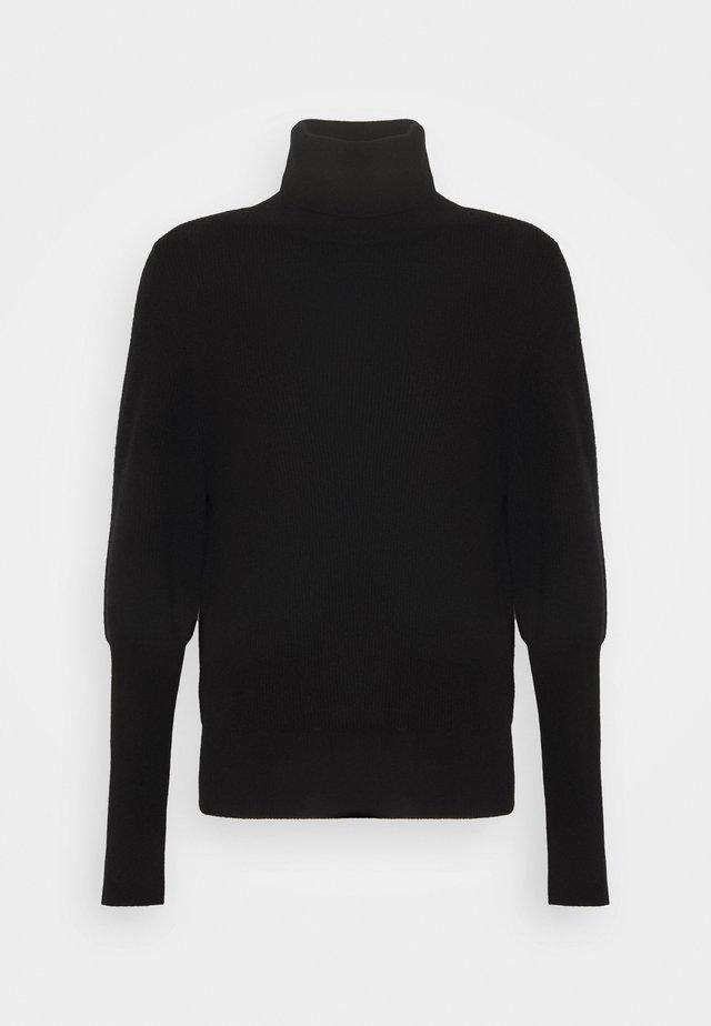 PALMIRA - Stickad tröja - noir