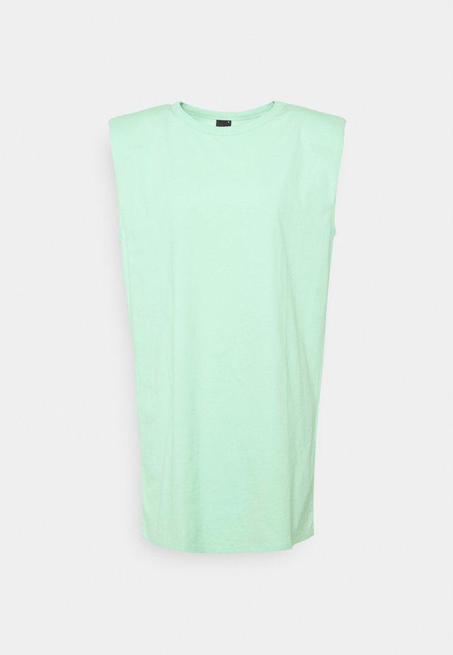 FRAN DRESS - Sukienka letnia - gossamer green