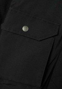 Name it - Waterproof jacket - black - 2