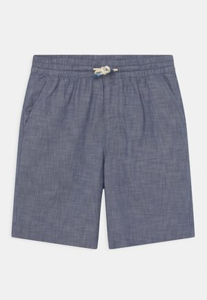 BOY EASY - Shorts - blue chambray