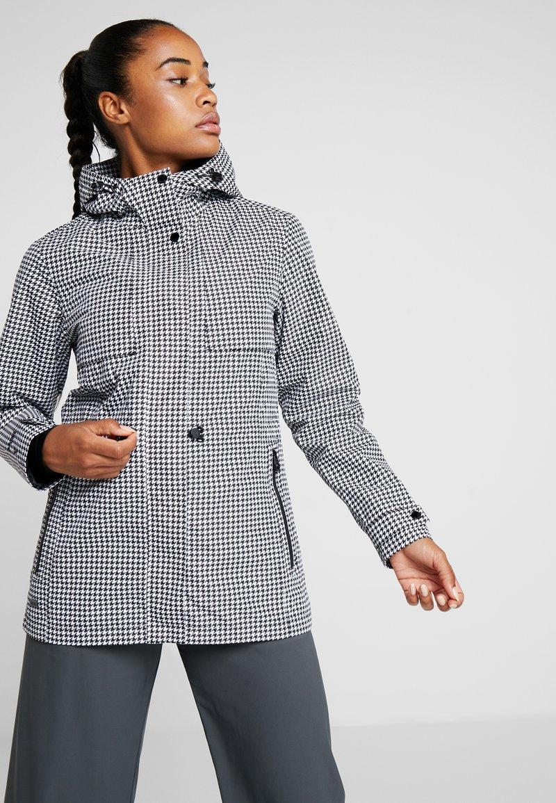 Regatta - BRONYA - Outdoor jacket - black/white