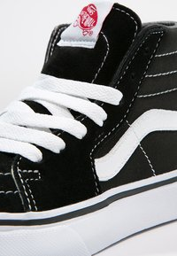 Vans - SK8 - Zapatillas altas - black/true white - 5