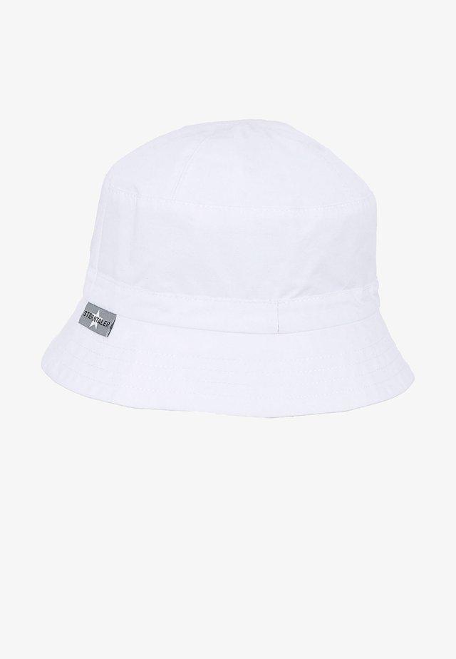 KOPFBEDECKUNG UNISEX KIDS HUT - Hat - weiss