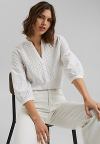 Esprit - Blouse - white - 6