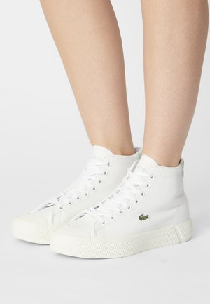 GRIPSHOT  - High-top trainers - white