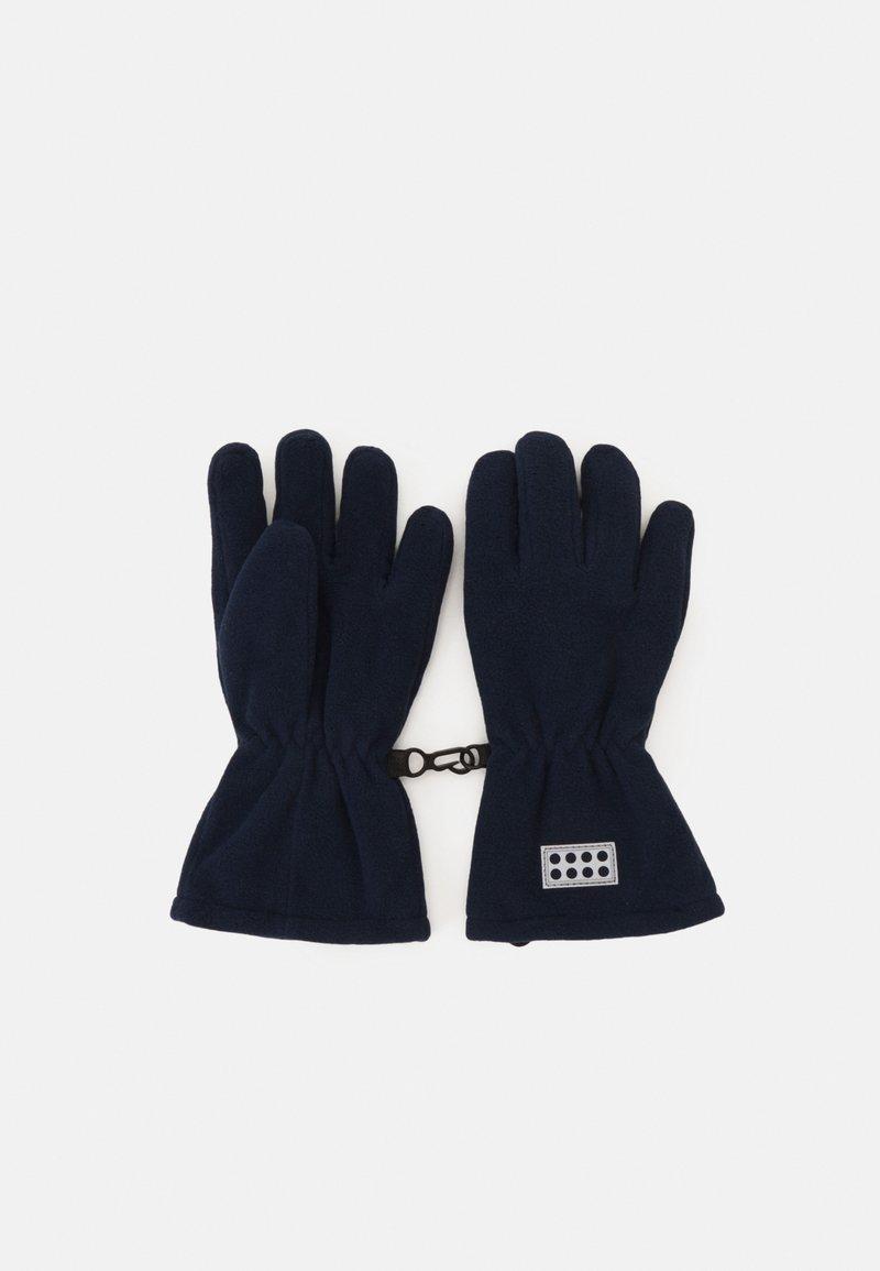 LEGO Wear - AZUN GLOVE UNISEX - Gloves - dark navy