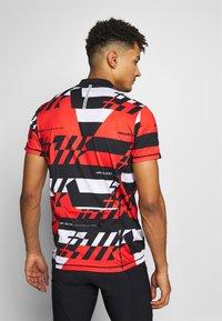 Rukka - RAKSILA - T-Shirt print - classic red - 2