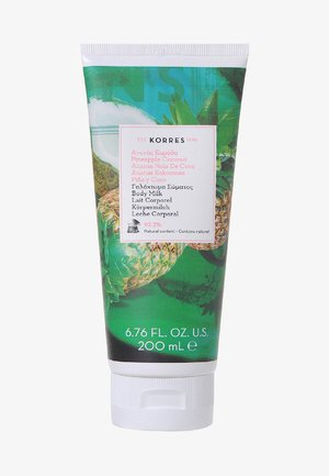 PINEAPPLE COCONUT BODY MILK - Moisturiser - -