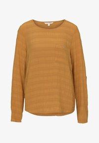 TOM TAILOR DENIM - Blouse - orange yellow - 5