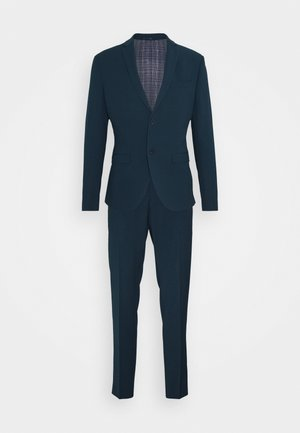 PLAIN SUIT - Oblek - teal