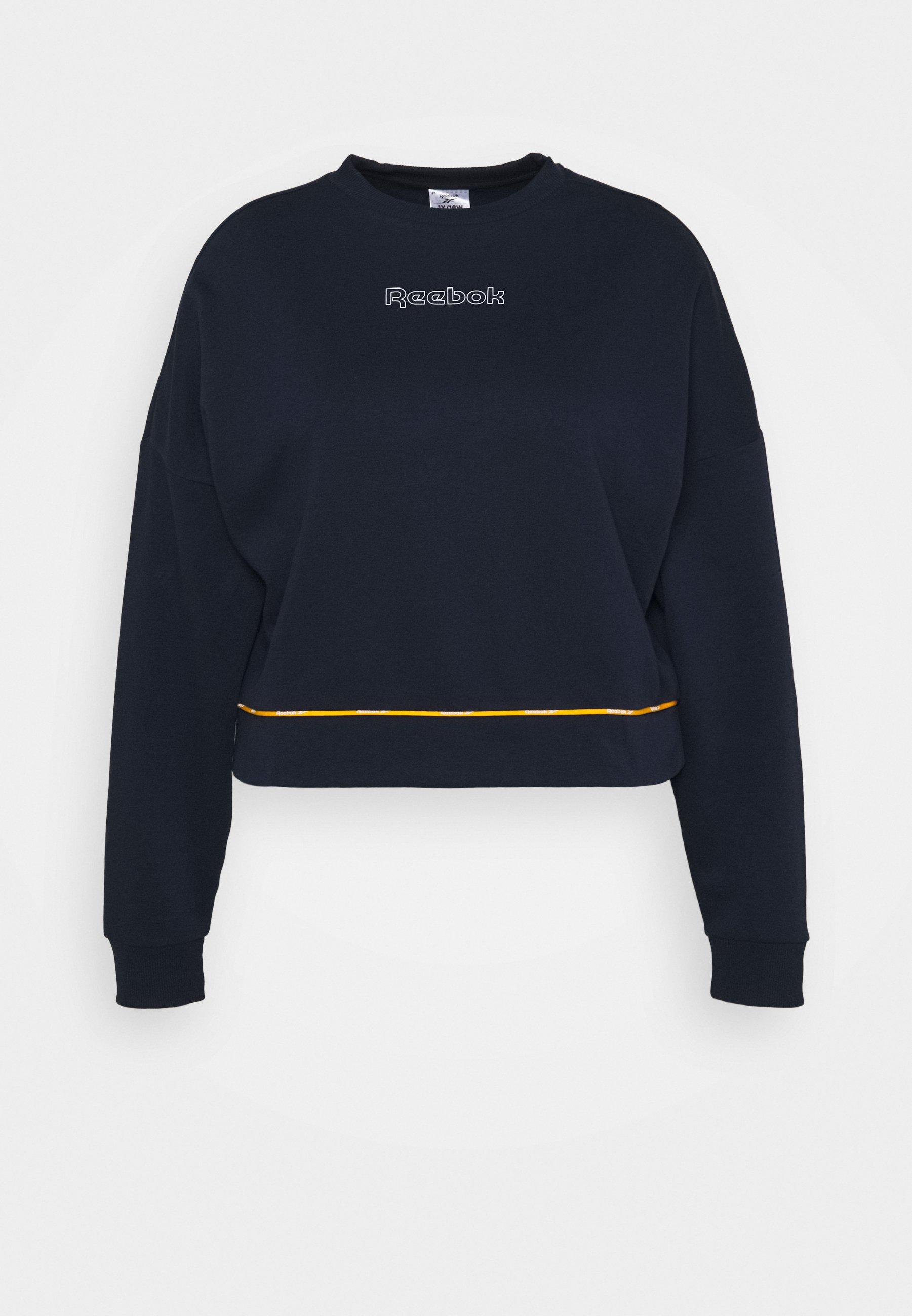 Women LINEAR LOGO CREW IN - Sweatshirt