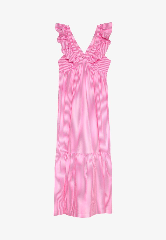 CRISPY DRESS - Vestido largo - combo