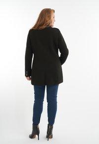 MS Mode - IN BIKERMODEL - Short coat - black - 2