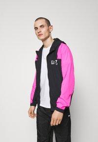 EA7 Emporio Armani - Summer jacket - black - 0