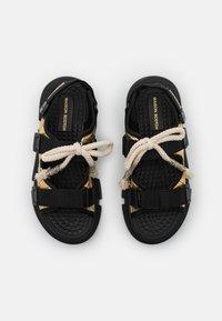 Scotch & Soda - DAISIE SPORT - Sandals - gelb - 5