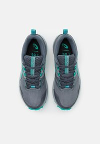 ASICS - GEL SONOMA 6 - Chaussures de running - carrier grey/baltic jewel - 3