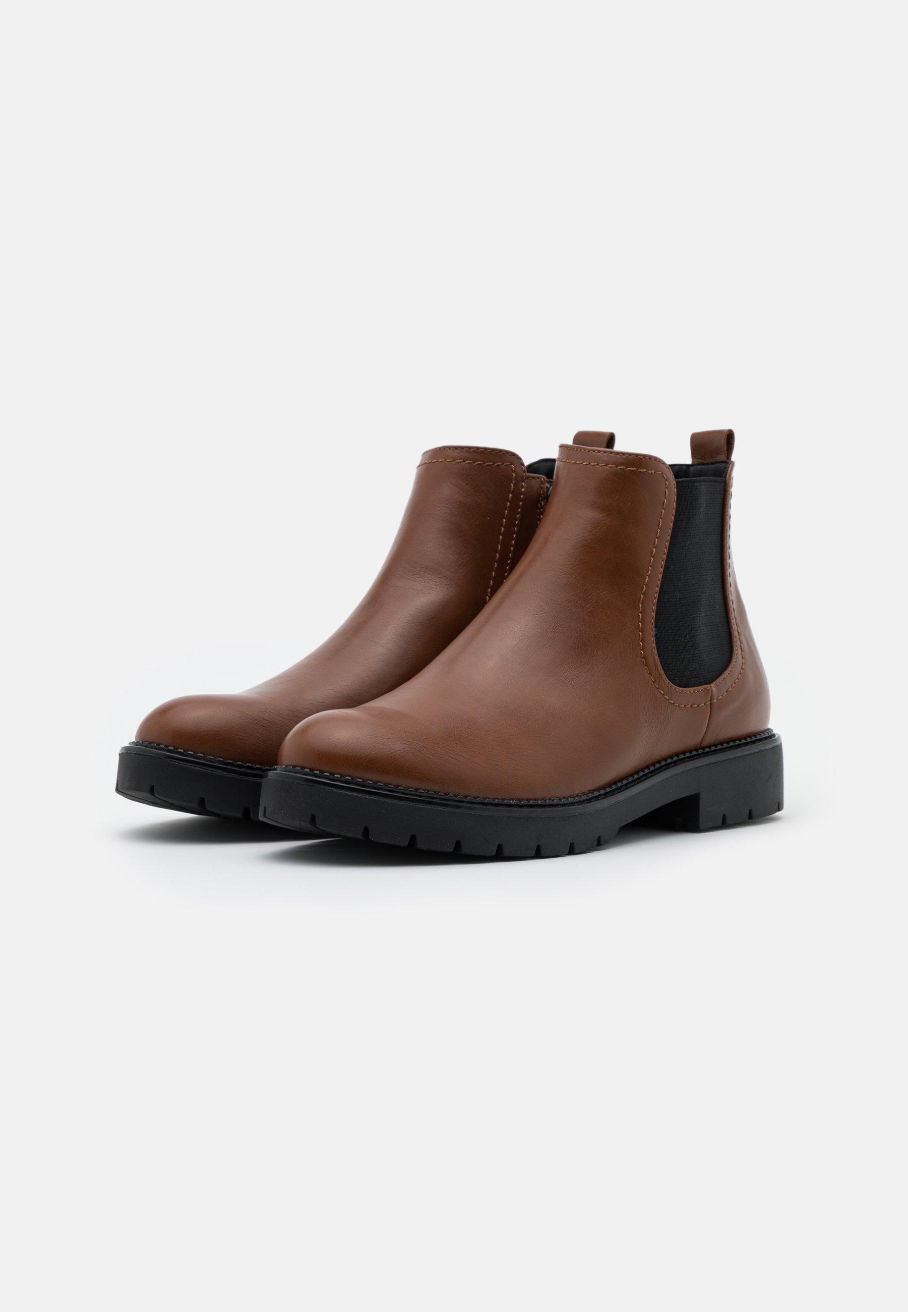 Esprit PALMA  Ankle Boot toffee/cognac