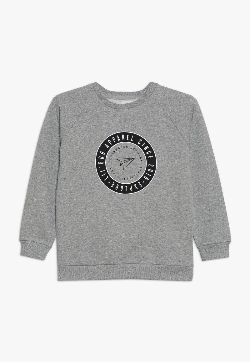 Lil'Boo - EXPLORE  - Sweatshirt - light grey melange