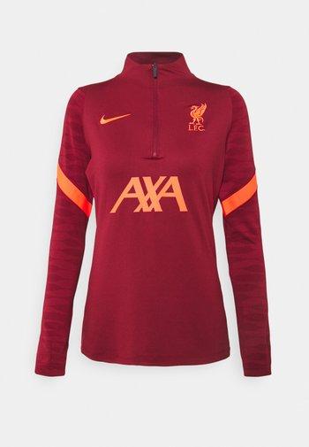 LIVERPOOL FC - Long sleeved top - team red/bright crimson/bright crimson