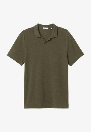 VINCENT  - Polo shirt - olive melange