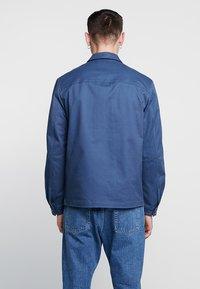 Calvin Klein - WORKWEAR JACKET - Lehká bunda - blue - 2