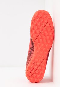 Nike Performance - MERCURIAL 7 ACADEMY TF - Astro turf trainers - laser crimson/black - 4