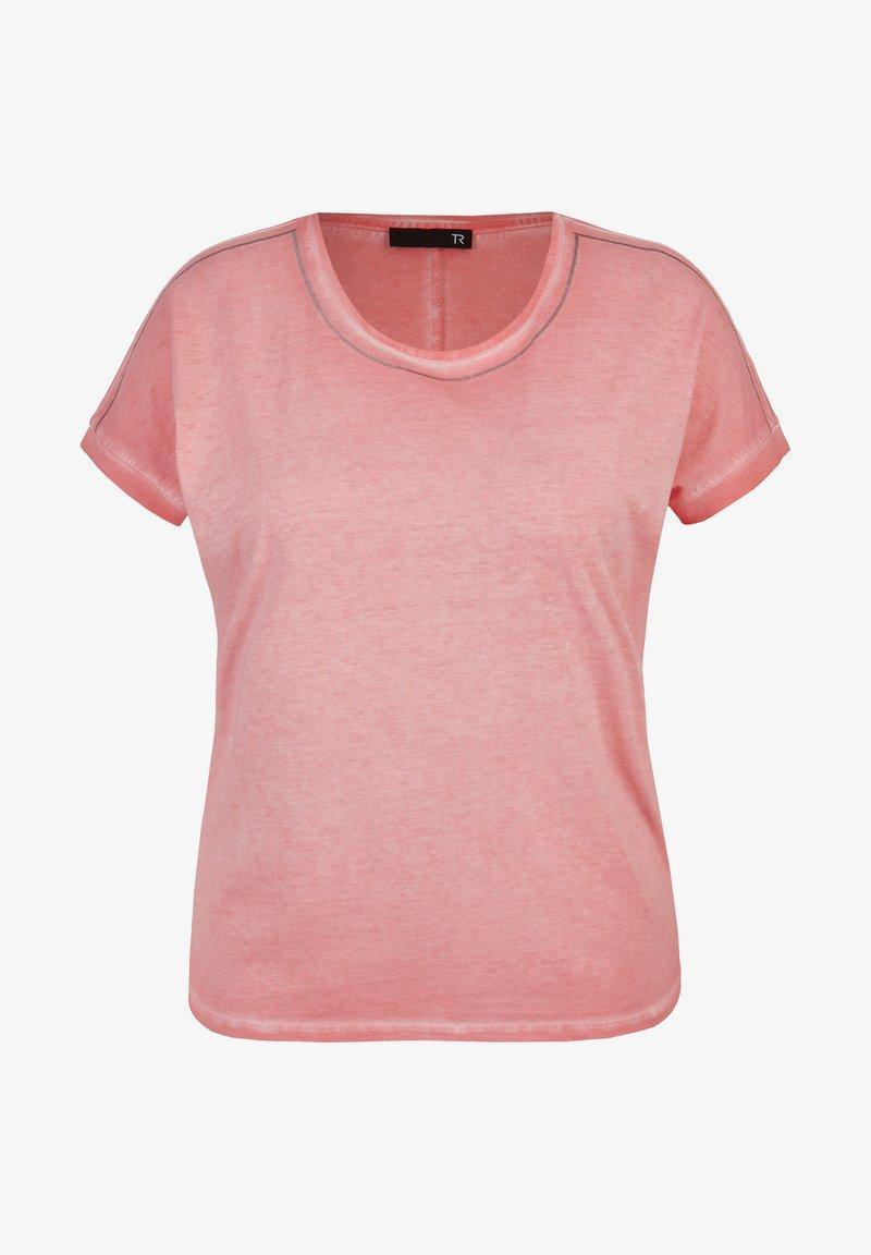 TR - Basic T-shirt - pink meliert