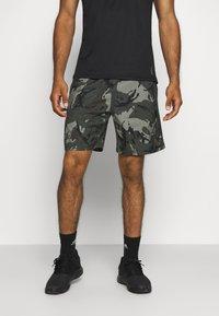 AEROREADY PRIMEBLUE TRAINING SHORTS - Sports shorts - green