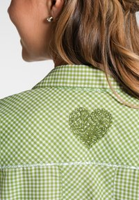 Spieth & Wensky - NEST - Button-down blouse - olive - 3