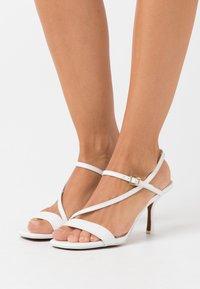MICHAEL Michael Kors - TASHA  - Sandals - optic white - 0
