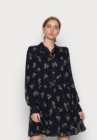 IVY & OAK - DUNIA - Day dress - winter true blue - 0