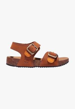 Walking sandals - saddle