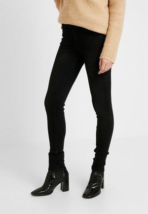 HOSE LANG - Slim fit jeans - black