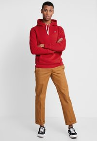Hollister Co. - CORE ICON - Hoodie - red - 1