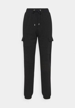 JDYBIRMINGHAM UTILITY  - Pantalones deportivos - black