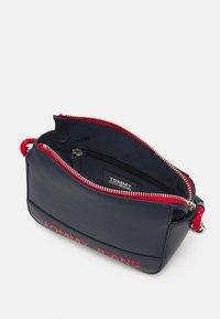 Tommy Jeans - FEMME CROSSOVER - Handbag - blue - 2