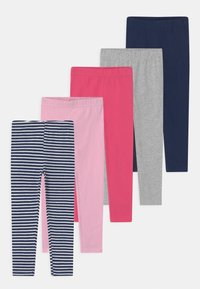 Staccato - GIRLS KID 5 PACK - Legíny - multi-coloured - 0