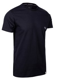 Spitzbub - HEARTBEAT - Basic T-shirt - schwarz - 2