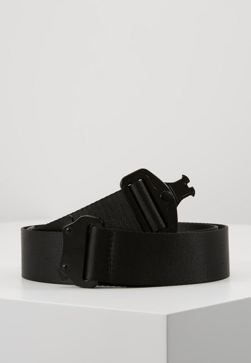 Hikari - CLASP BELT - Pásek - black